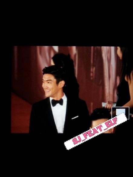 siwonat32nd Hongkong Film Awards1