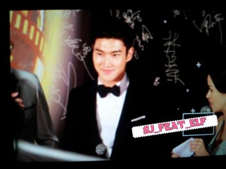 siwonat32nd Hongkong Film Awards1b