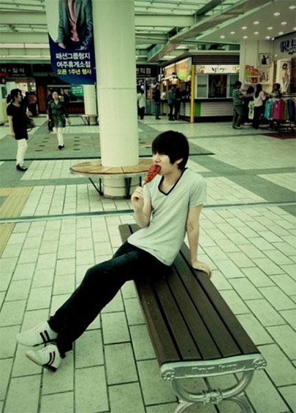 Kim Heechul macht soga...