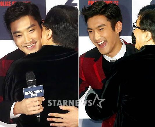 super-junior-choi-siwon-jackie-chan-kiss
